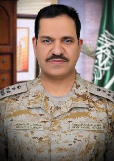 Brig. Gen. Abdulaziz Alhaidary