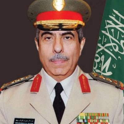 H.E Staff Lieutenant General Abdul Rahman Bin Saleh AlBanyan