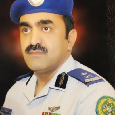 اللواء الطيار الركن سعد آل عبيد
