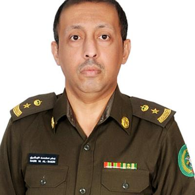 Lt. Col. Bader Al-Shehry